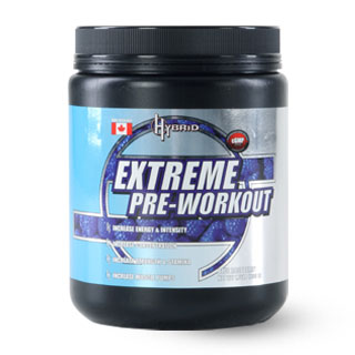 Hybrid Extreme Pre Workout Hybrid Supplements
